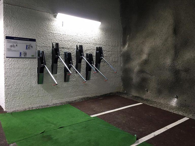 Stockholms parkering, Stigbergsgaraget