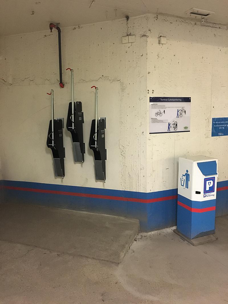 Stockholm parkering, Norra Real