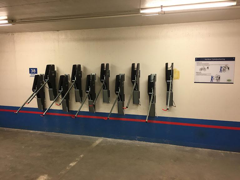 Stockholm Parkering Parkören