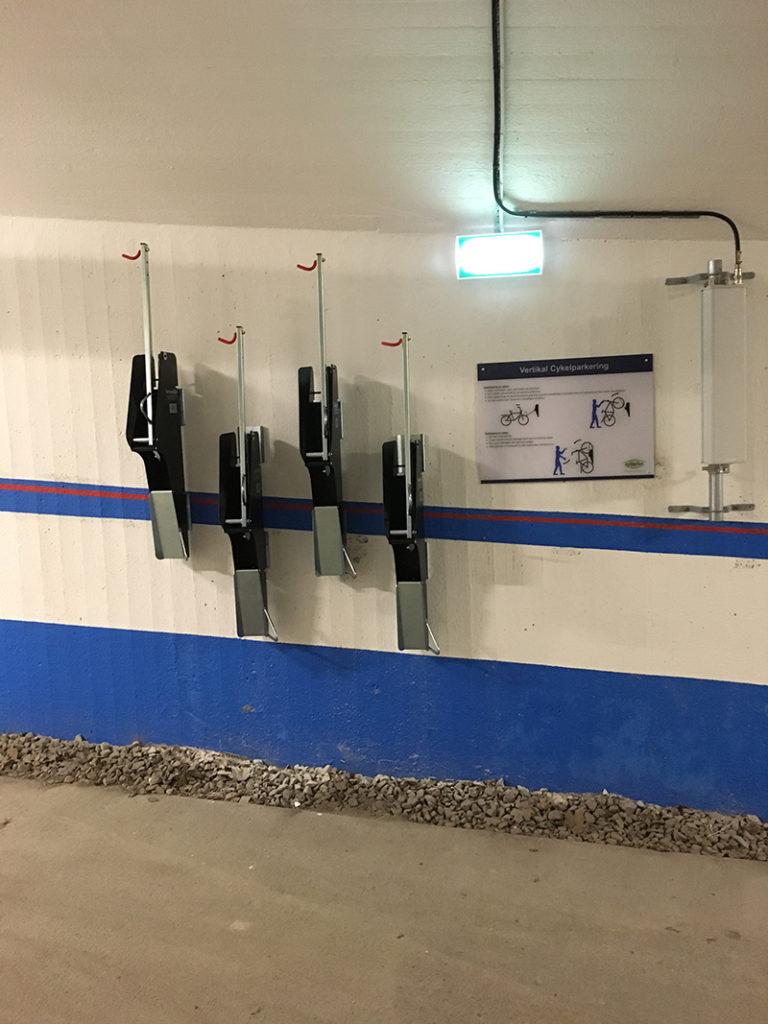 Stockholm parkering, Råckstaberget