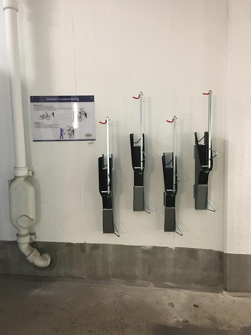 Stockholm parkering, Riddarsporren